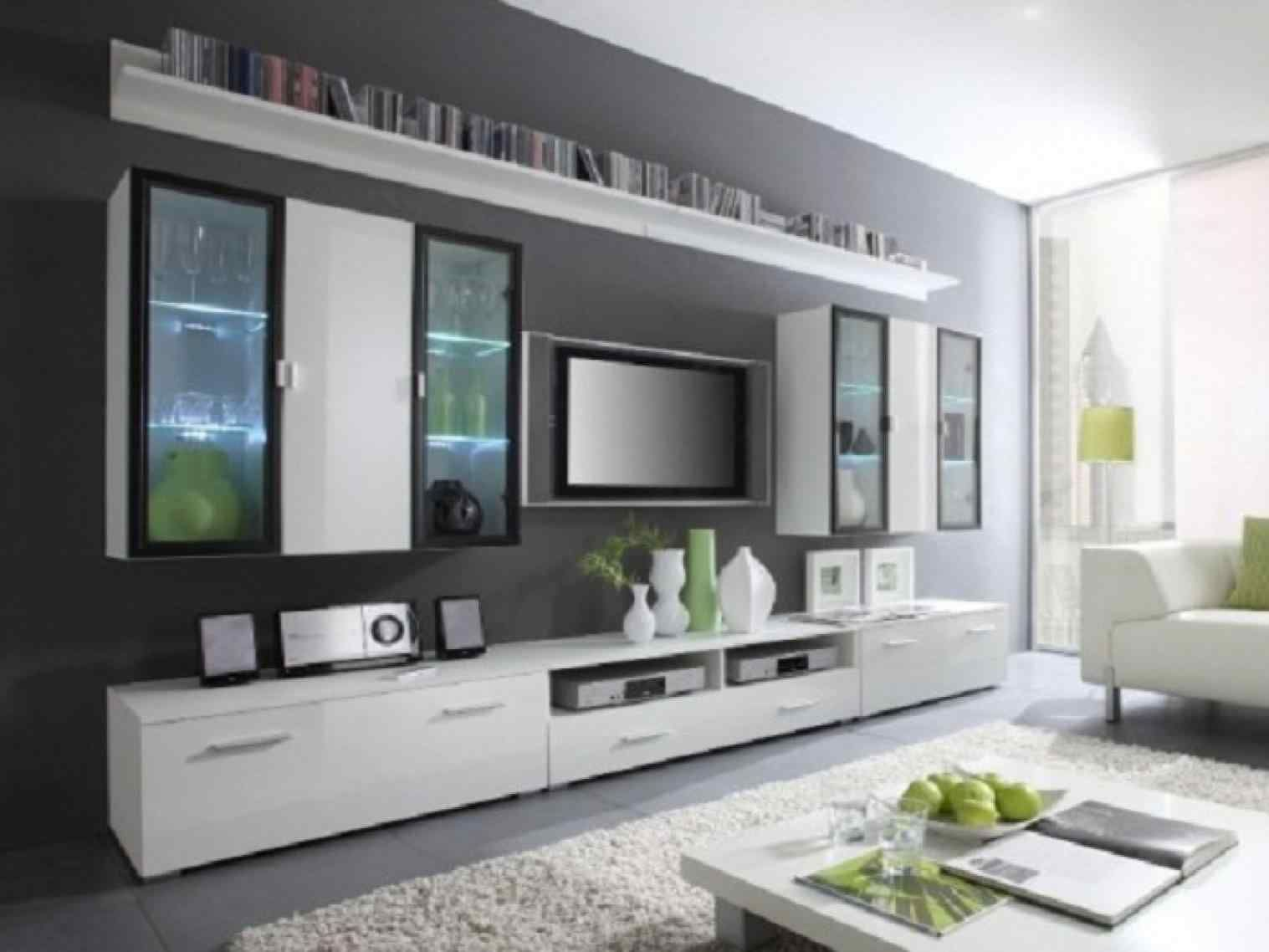 20 Stunning Tv Stands Ideas For Wall Mounted Tv Breakpr Tv Wall Unit Tv Wall Design Living Room Tv