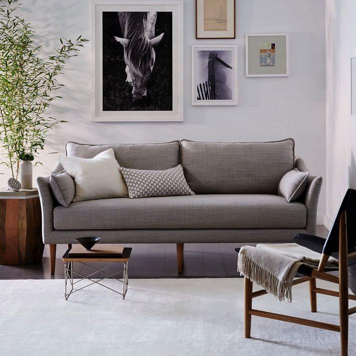 Antwerp Sofa 76 Quot Modern Furniture Living Room Living