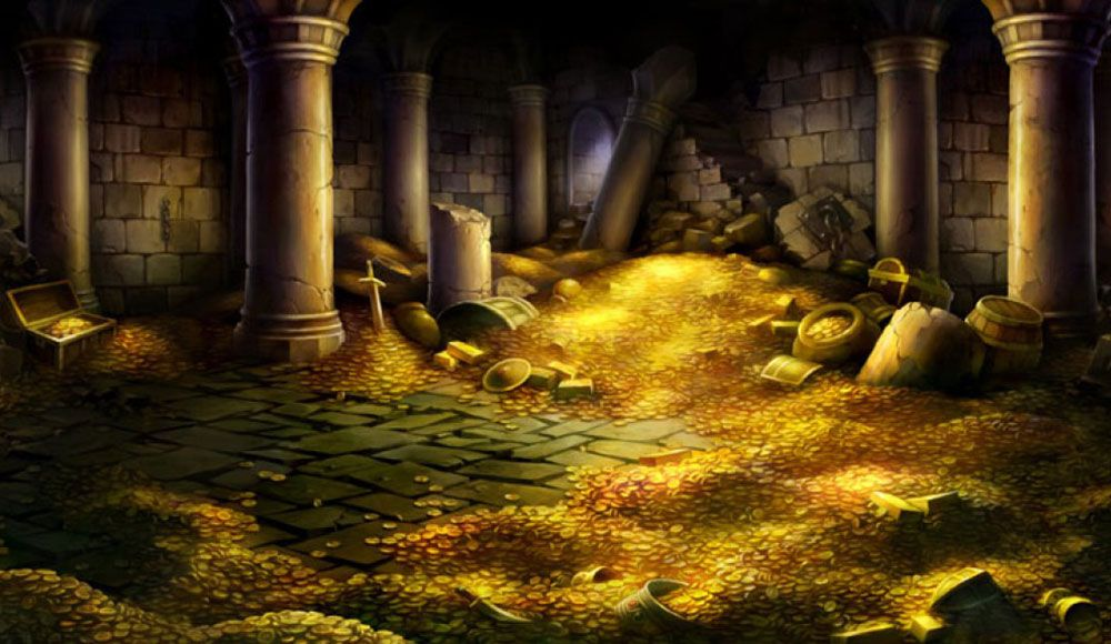 Treasure Room Pictures Characters Art Dragons Crown