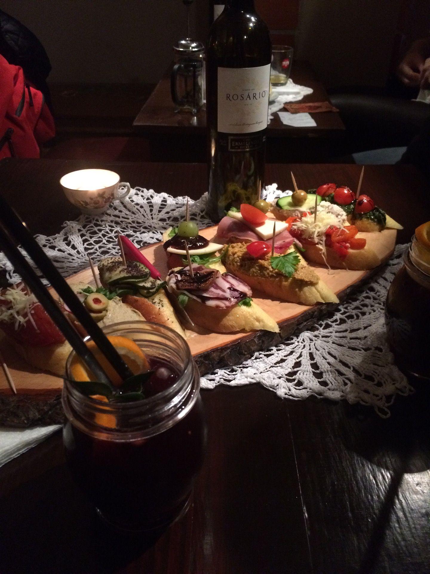 Mio Corazon Tapas Bar Tapas Tapas Bar Food