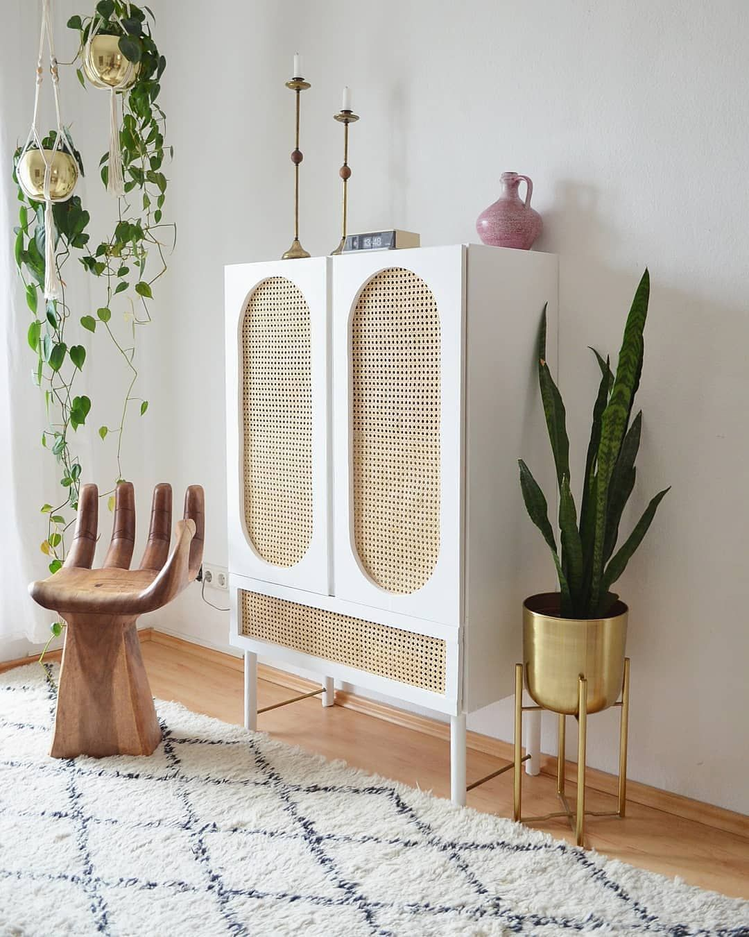 Photo of 14 Gorgeous Ways to Hack IKEA's Ivar Unit