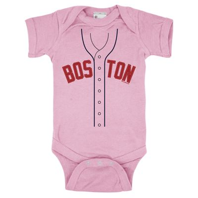 Boston Baseball Rookie Infant One Piece