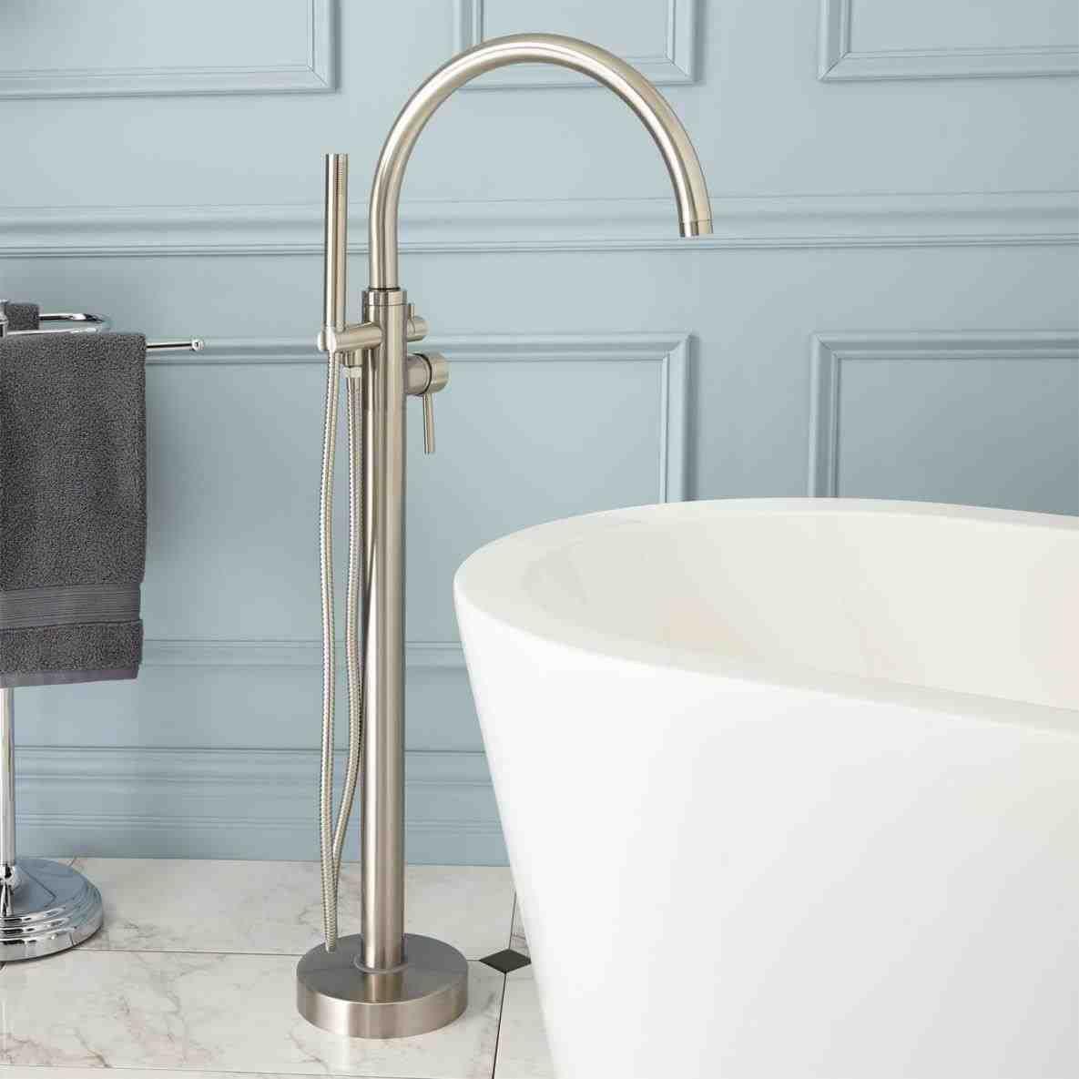 This clawfoot tub inside shower - cool antique porcelain bathtub ...