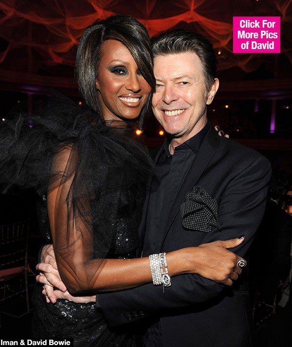 David Bowie's Wife Iman Abdulmajid Posts Heartbreaking Tribute To Him AfterDeath