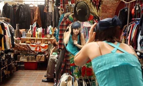Why Pop Ups Pop Up Everywhere Vintage Outfits London Fashion