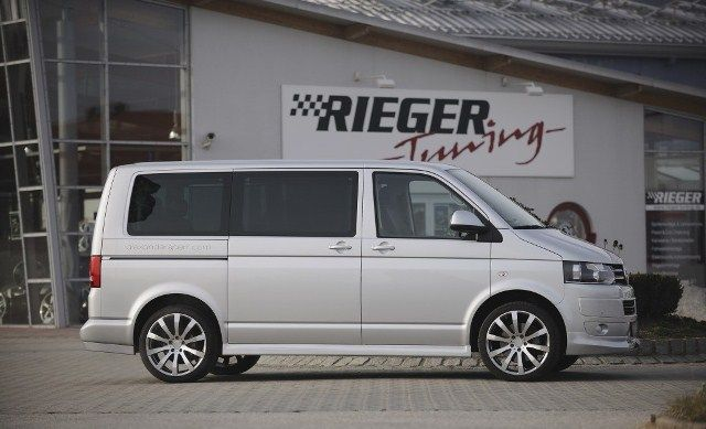 vw t5 multivan tuning by rieger supercars vw t5. Black Bedroom Furniture Sets. Home Design Ideas