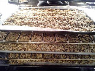 Vanilla Almond Granola with Chia seeds | Food Fetish | Pinterest ...