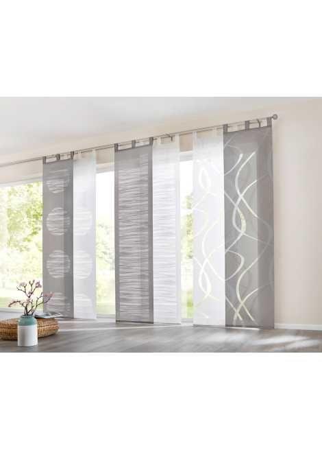 schiebegardine f gg ny k pinterest schiebegardine kreise und hochwertig. Black Bedroom Furniture Sets. Home Design Ideas