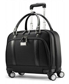 19665516e9 Samsonite Women s Spinner Mobile Office Samsonite Carry On Luggage