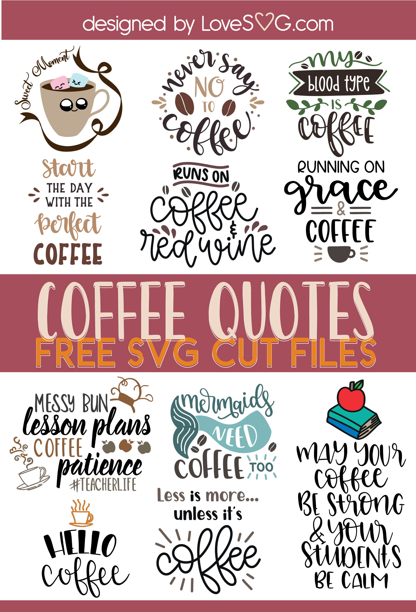 Pin on Free Funny Quotes SVG Cut Files