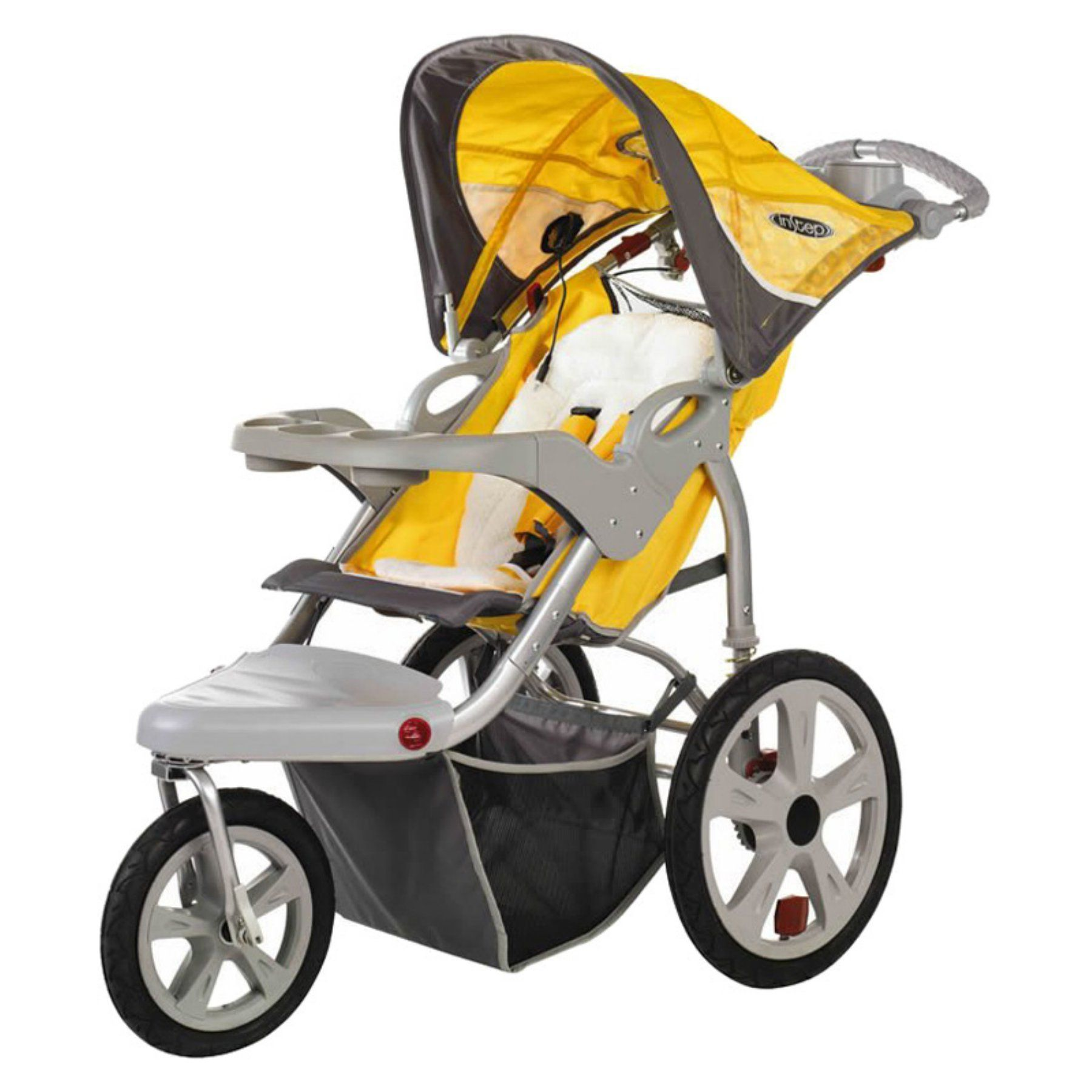 InSTEP Grand Safari Swivel Single Jogging Stroller 11 AR183