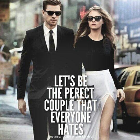B on se défend plutôt pas mal dans la catégorie « Couple le plus haï !