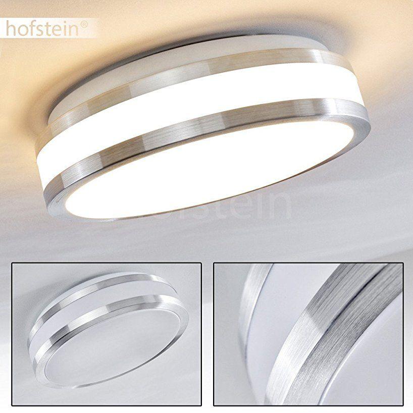 LED Leuchte für die Decke aus Metall in einem modernen Design