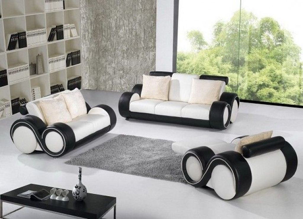 50 Cozy Ultra Modern Sofa Designs Ideas In 2020 White Leather