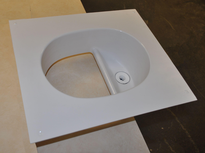 Dropfada Urine Diversion System Insert Bathroom