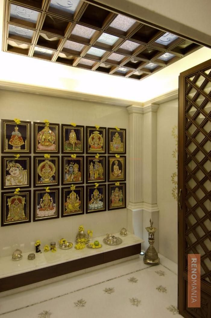 Resembles mine but with more pictures interior design pinterest puja room and pooja rooms also beautiful look  rh za