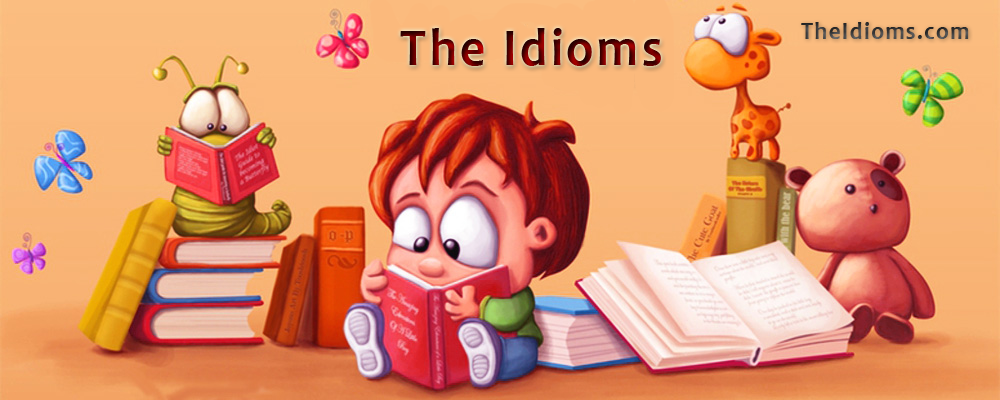 An idiom is the phrase or group of words that has a figurative meaning, typically because of its common usage. An idiom's symbolic sense is quite different from the literal meaning or definition of the words of which it is made. There are a large number of Idioms and they used very commonly in all…