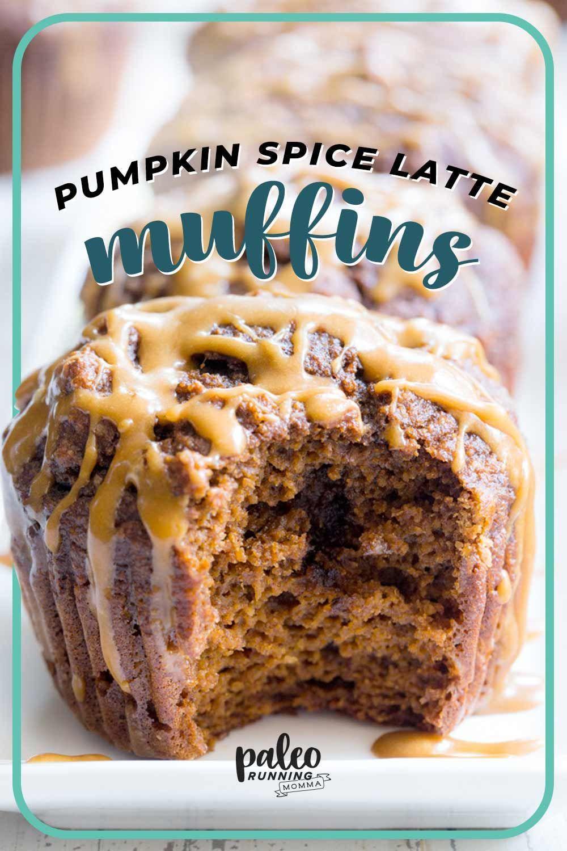 Pumpkin Spice Latte Muffins Gluten Free Dairy Free Paleo In 2020 Paleo Pumpkin Recipes Pumpkin Spice Latte Pumpkin Recipes
