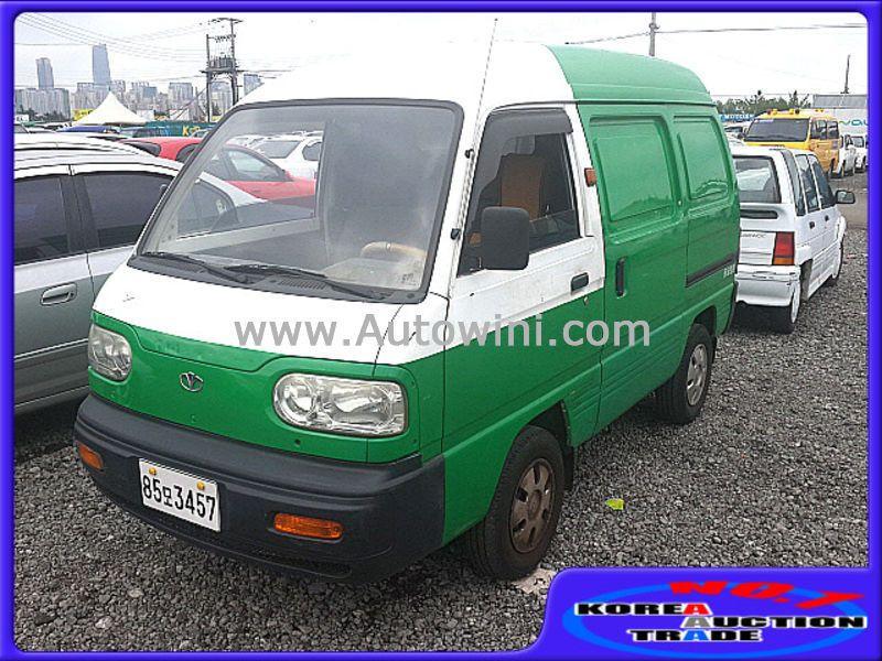 2004 Gm Daewoo Damas 2 2van Lpg Daewoo Buy Used Cars Chevrolet