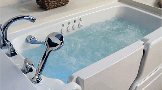 Is A Walk In Tub Right For You With Images Walk In Tubs Tub