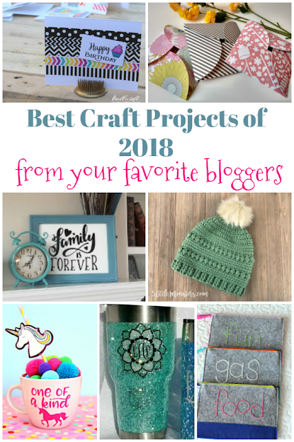 Best Craft Projects Of 2018 With Images Crafts Sewing Projects