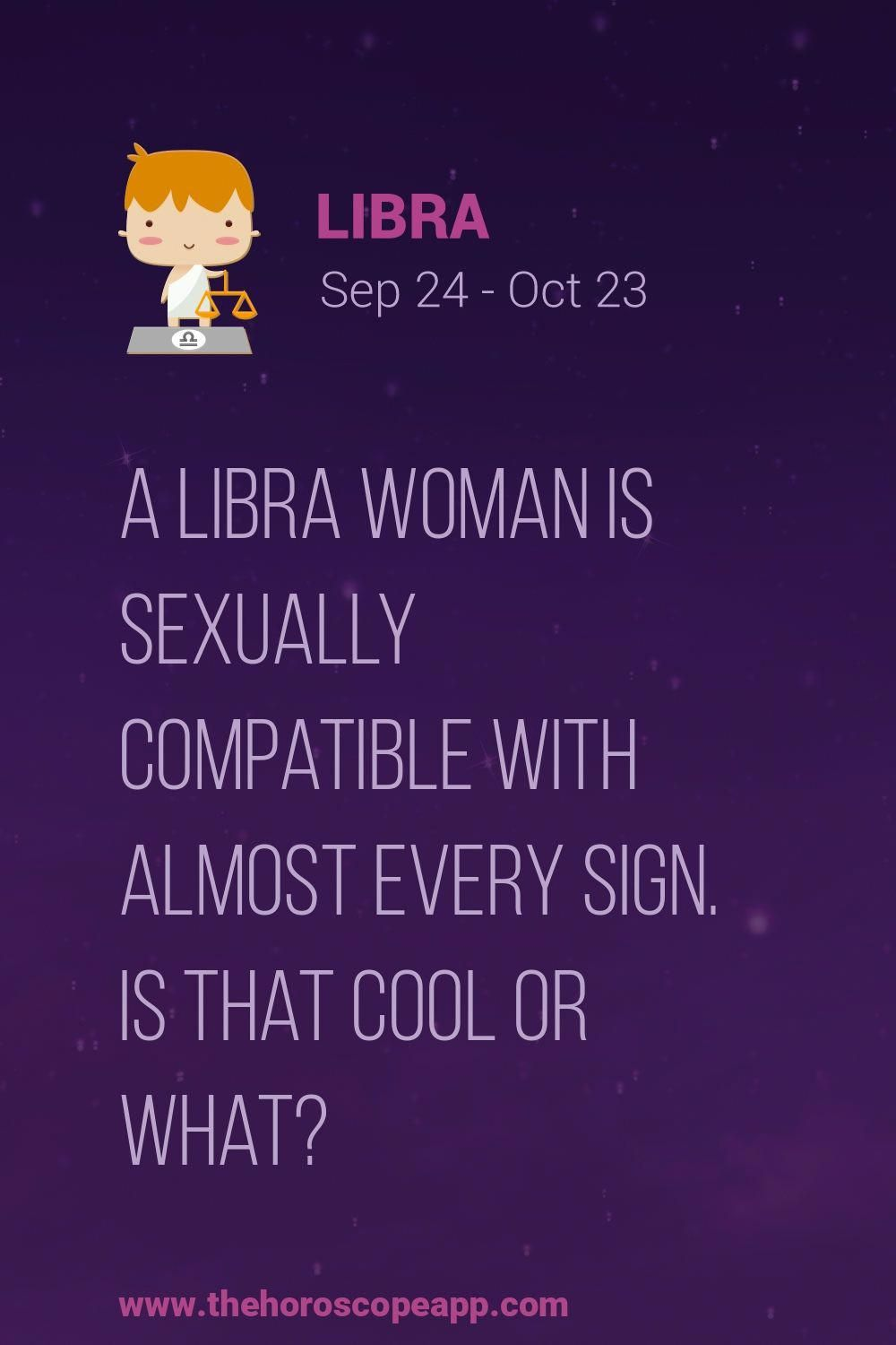 Astrology sexual compatibility female libra