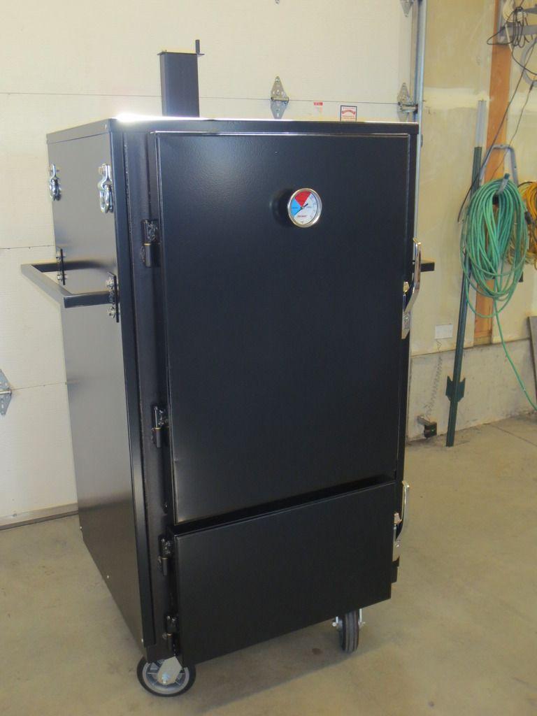 $400 00 Off Insulated Reverse Flow Vertical Smoker | BBQ