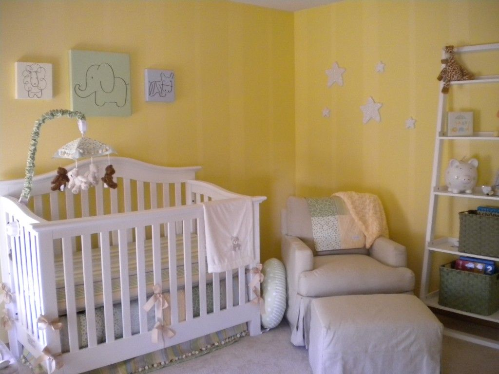 Baby\'s Room | Project nursery, Nursery and Babies