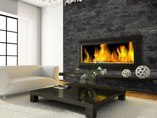 Outside Brick Inside Facia Living Room Design Modern Modern