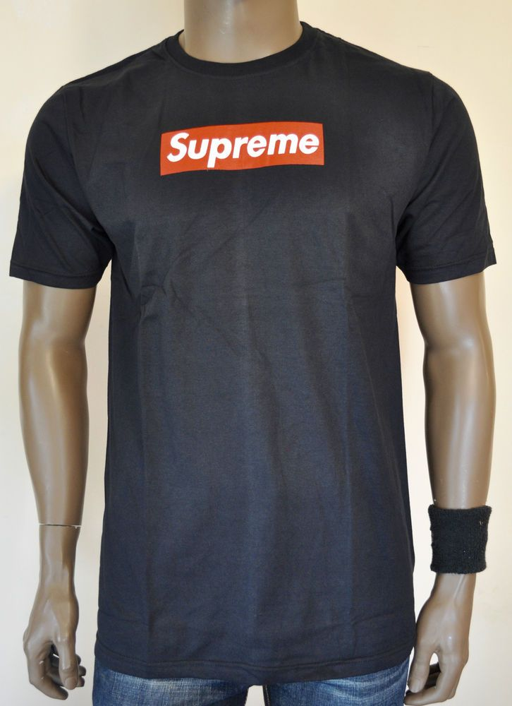 supreme classic logo t shirt