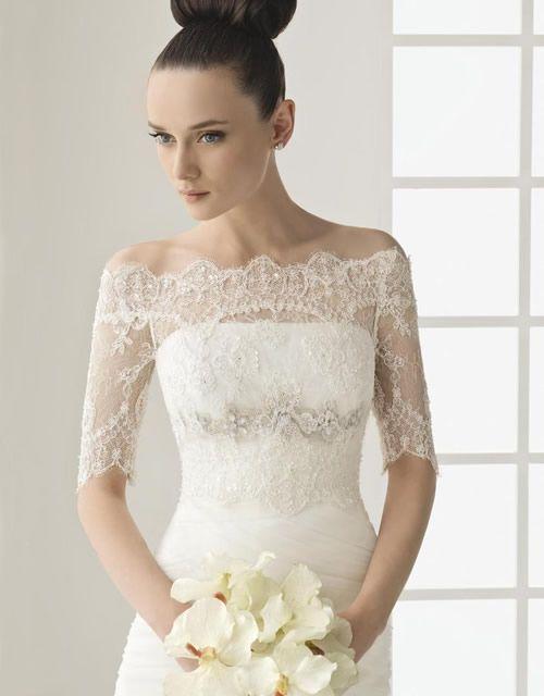 vestidos-com-renda-noiva-12.jpg (500×640) | Casamento - Vestido ...