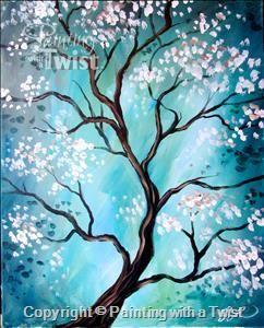 Public Event Zen Tree