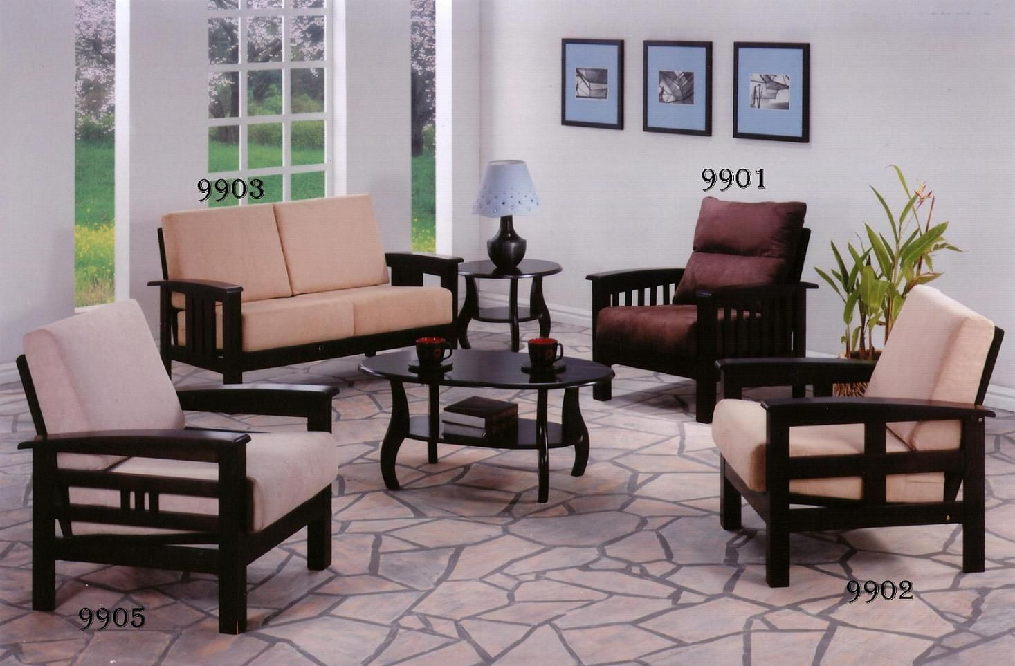 Wooden Sofa Designs Pictures in Traditional Indian Style ...