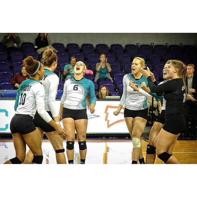That Feeling Before Your Home Opener Ccuvb Opens Their Home Schedule Friday Volleyball Set Volleyball News Coastal Carolina University