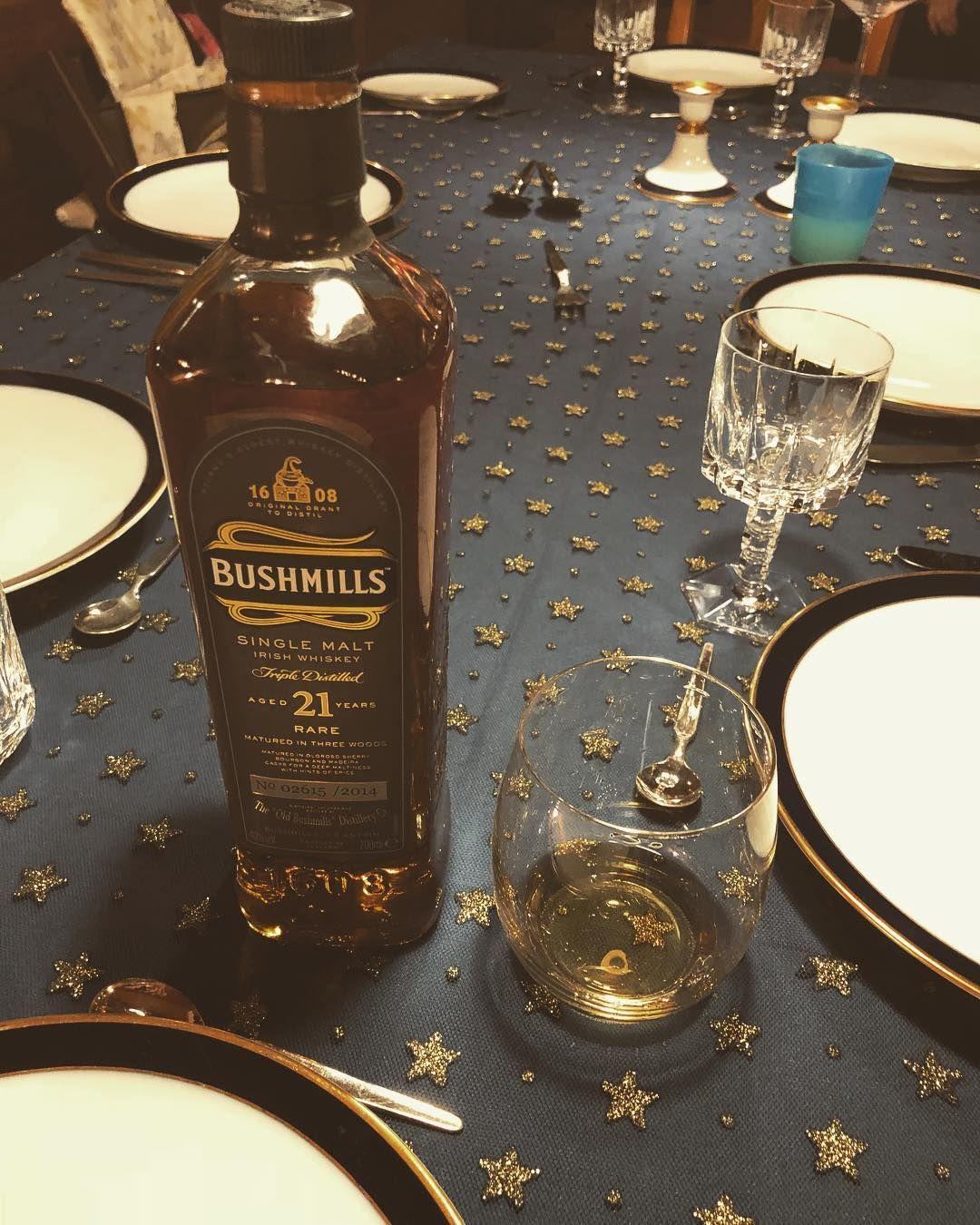 Läuft dieses Weihnachten! Bushmills 21 Jahre! Lecker ...