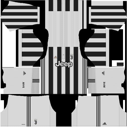 Juventus Home Kit Dream League Soccer 2017 2018 Soccer Kits Juventus Juventus Soccer