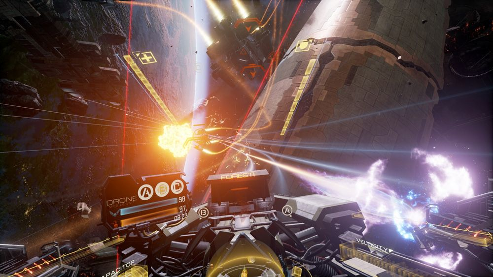 EVE: Valkyrie is Virtual Reality's First True AAA Title