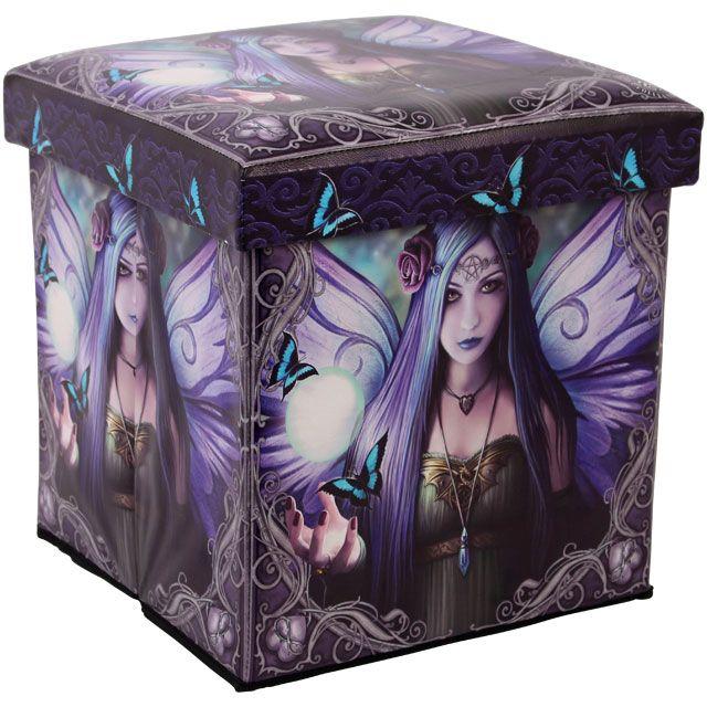 "Anne Stokes /""Enchantment/"" Fantasy Bone China Mug and Box"