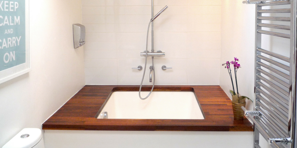 Buy The Original Japanese Style Small Bath from Omnitub