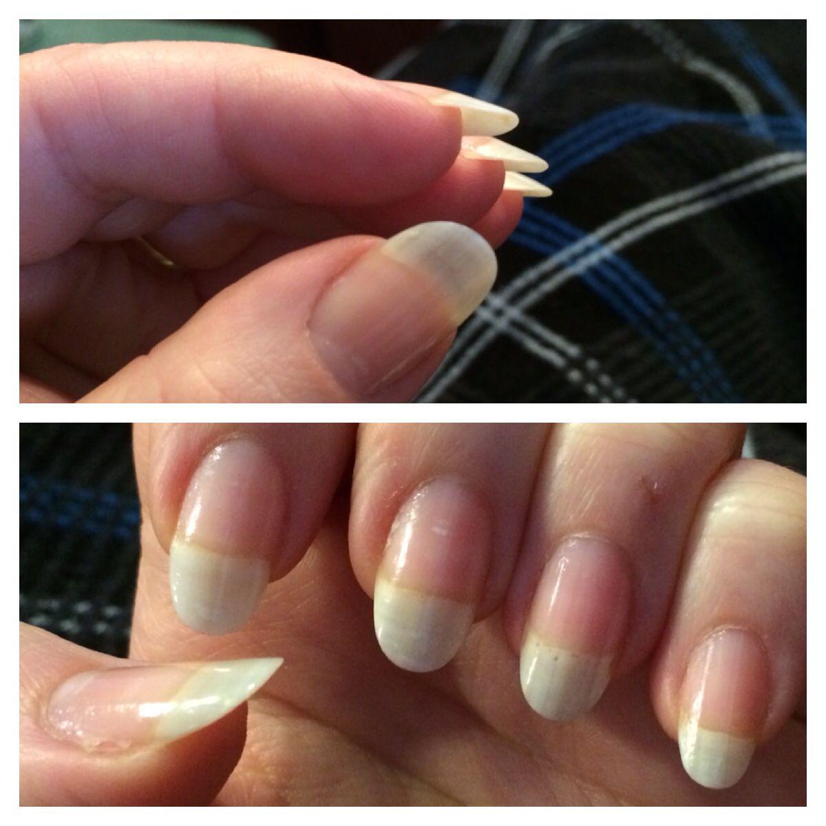 My real nails ❤️