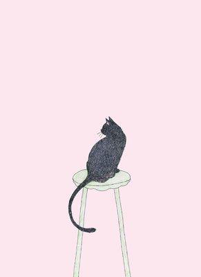 16 Works ネコ イラスト おしゃれ 猫のタトゥーデザイン 猫 イラスト かわいい
