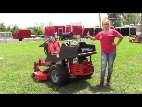 Simplicity 2691324 Courier 25HP Briggs 52″ Zero Turn Mower