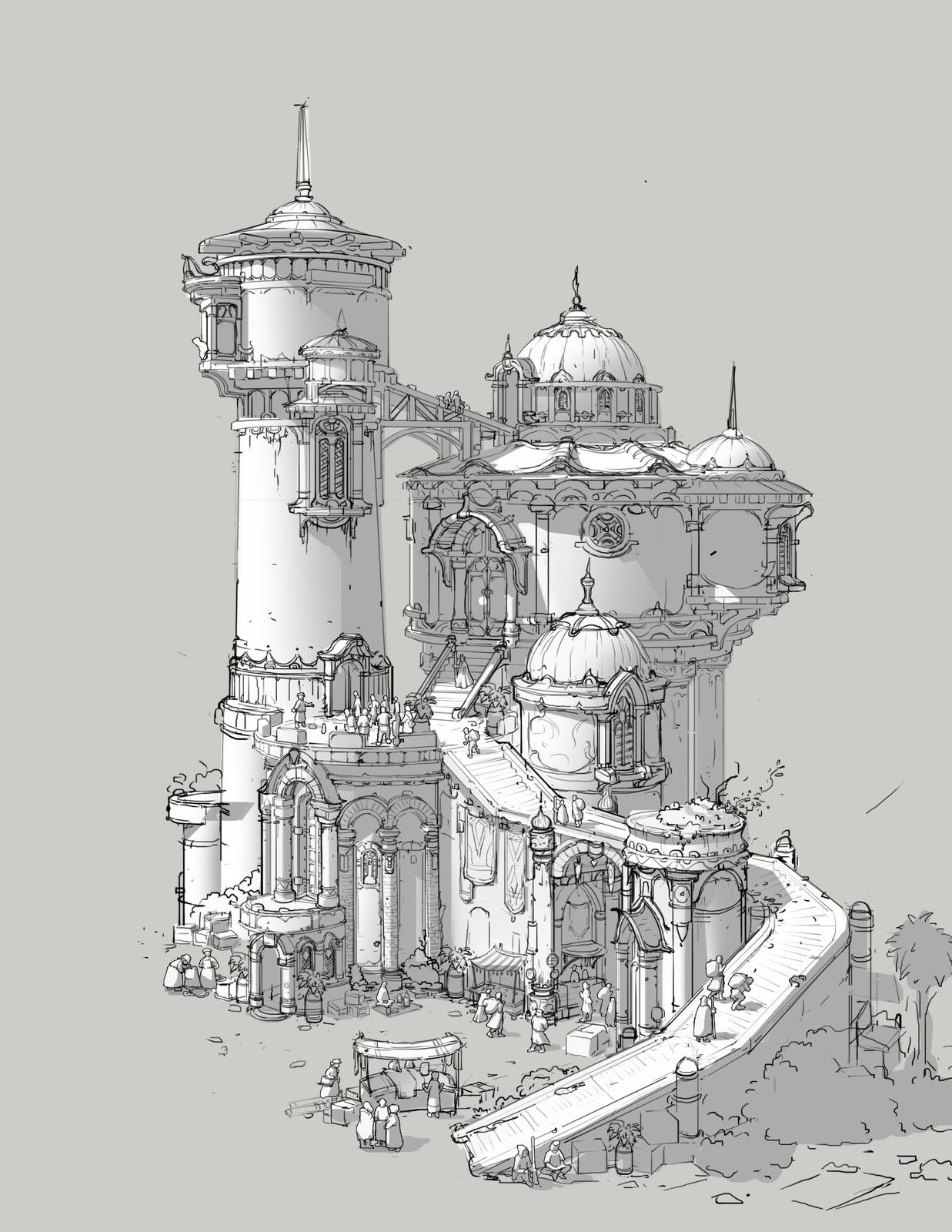 Pin by Renee on Fantasy Places Pinterest iConcepti iarti