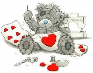 sewing humor - Ours Coeur