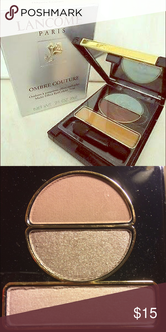 Lancôme Ombre Couture Palette Smoke Couture A shimmer