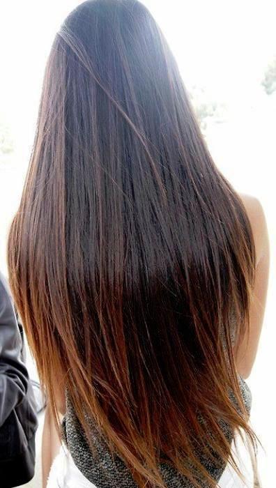 I want long hair so bad!  My hair will grow! I hope!!!