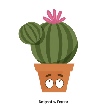 Cartoon Hand Painted Simple Flower Pot Flower Design Cartoon Hand Painted Simple Png And Vector With Transparent Background For Free Download Flower Pots Simple Flowers Plant Cartoon