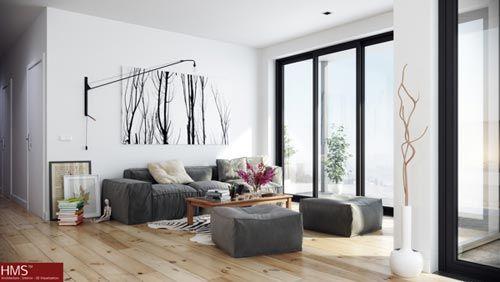 Wohnzimmer Ideen-Konzept Fotos HMS Interior Design living - design wohnzimmer ideen