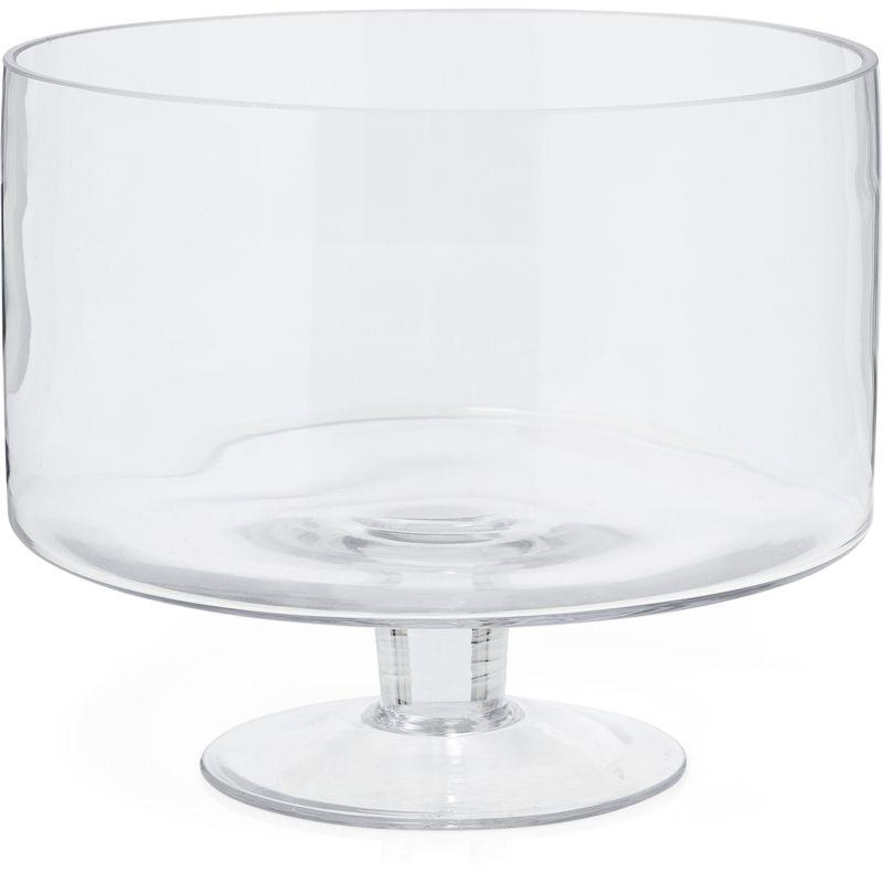 House Home Glass Trifle Bowl Trifle Bowl Festive Tables Bowl