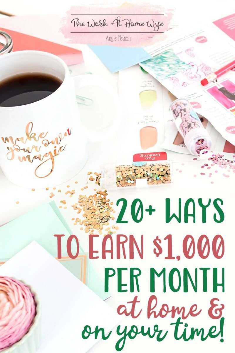 Online Part Time Jobs: 20 Great Ideas with a Flexible Schedule ...